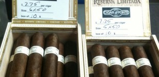 New cigars to the shop Feb 7th, 2011